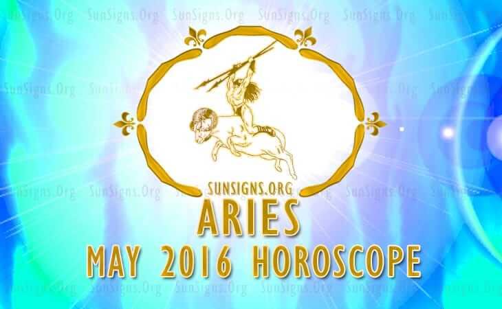 aries may 2016 horoscope