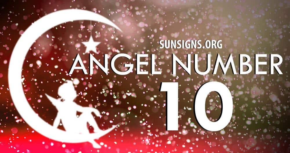 Angel Number 10