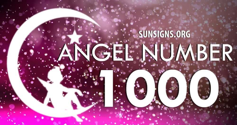 angel number 1000