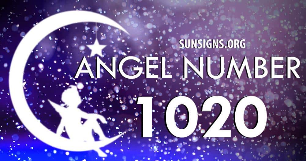 Angel Number 1020 Meaning