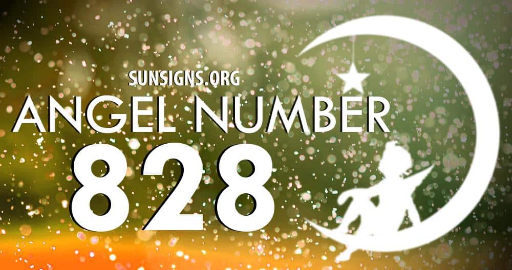 Angel Number 828 Meaning | SunSigns Org