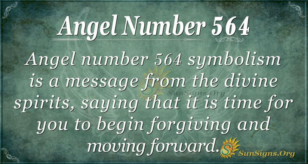 Angel Number 564