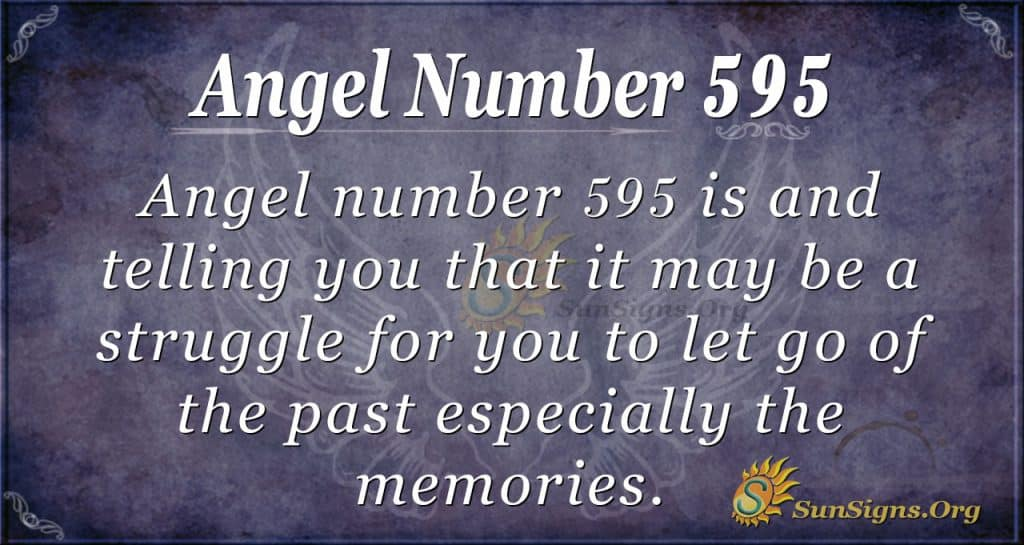 angel number 595