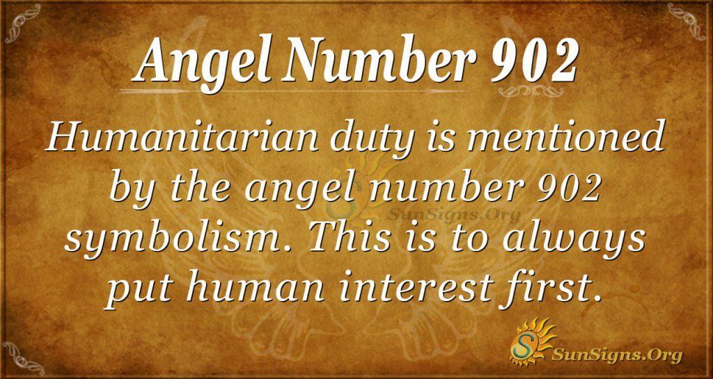 angel number 902