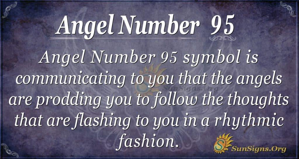 Angel Number 95