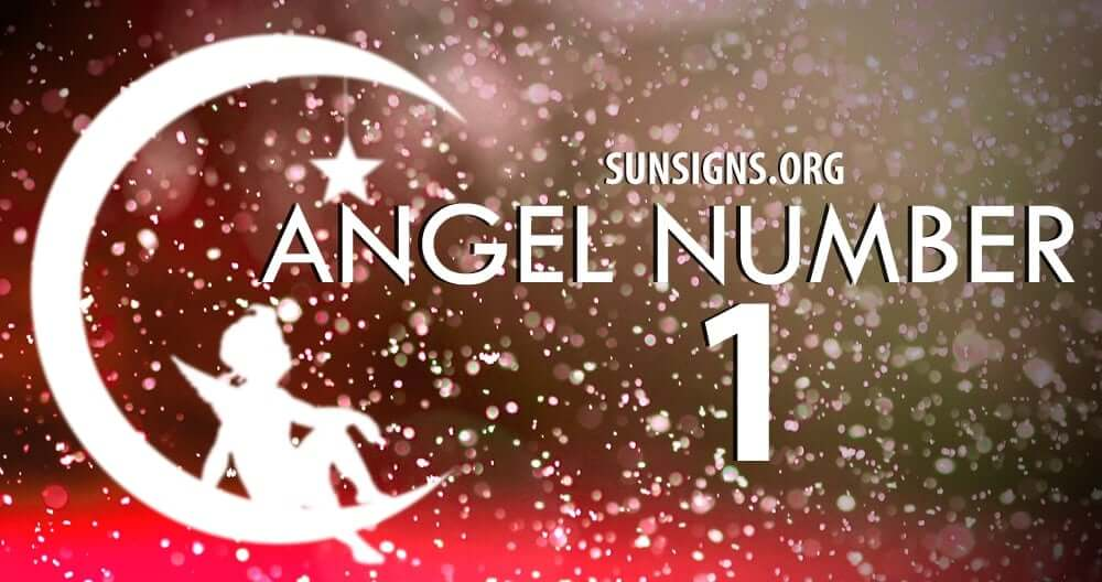angel number 1
