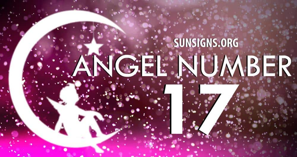 Angel Numbers Repeating Sequence Mixed 1 7 Sunsigns