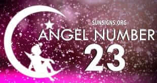 Angel Numbers Mixed Sequence 2 And 3