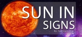 sun in signs