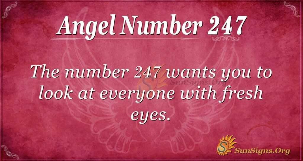 angel number 247