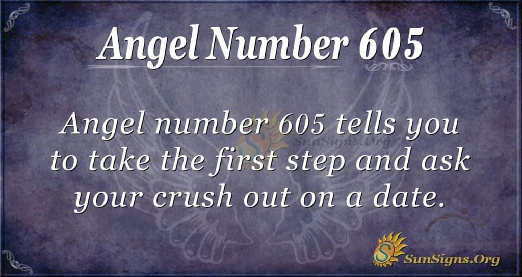 angel number 605