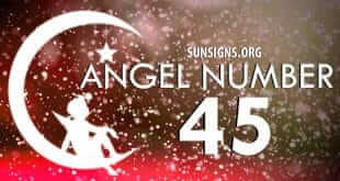 Angel Numbers Mixed Sequence 4 And 5