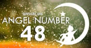 Angel Numbers Mixed Sequence 4 And 8