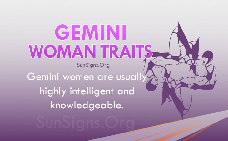 gemini-woman-traits