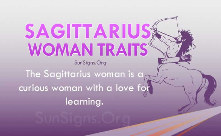 sagittarius-woman-traits