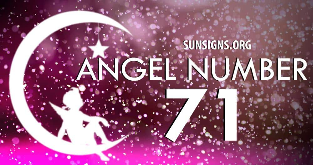 Angel numbers mixed sequence 7 and 1