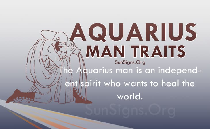 aquarius-man-traits