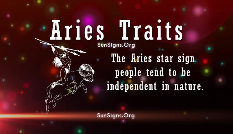aries-traits