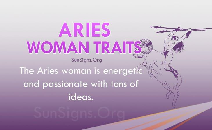 aries-woman-traits