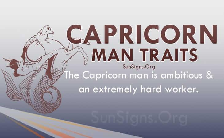 capricorn-man-traits