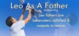 leo father