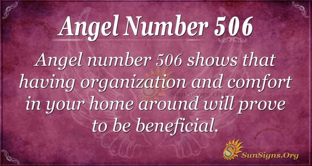Angel Number 506