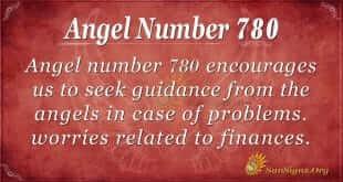 Angel Number 780