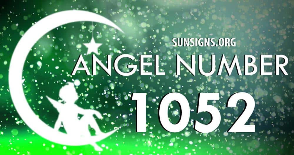 Angel Number 1052