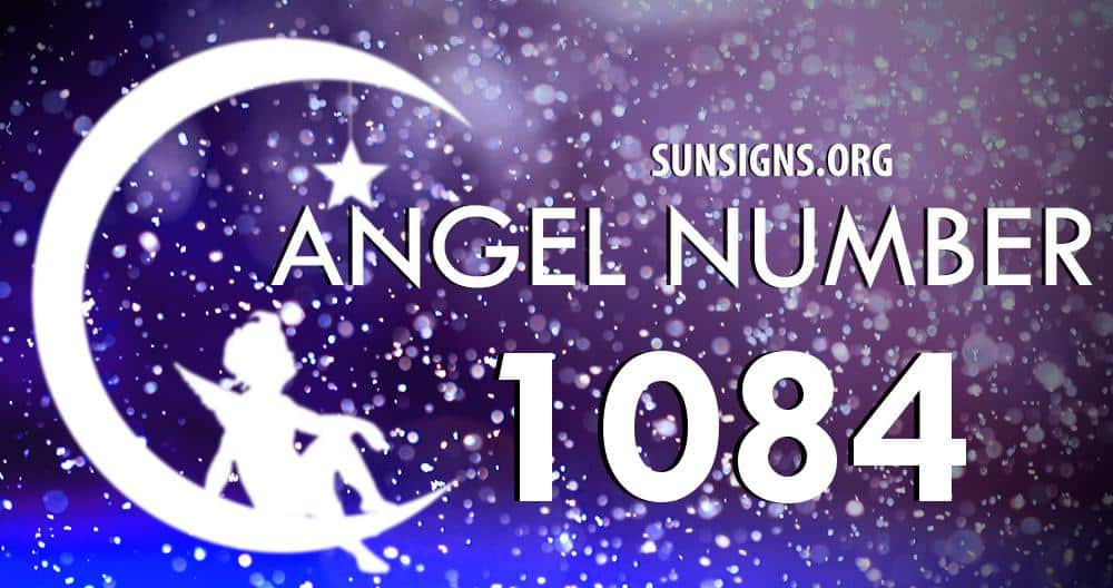 angel number 1084