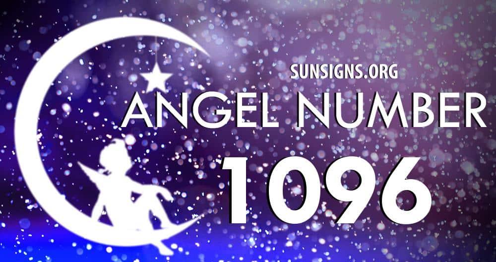 angel number 1096