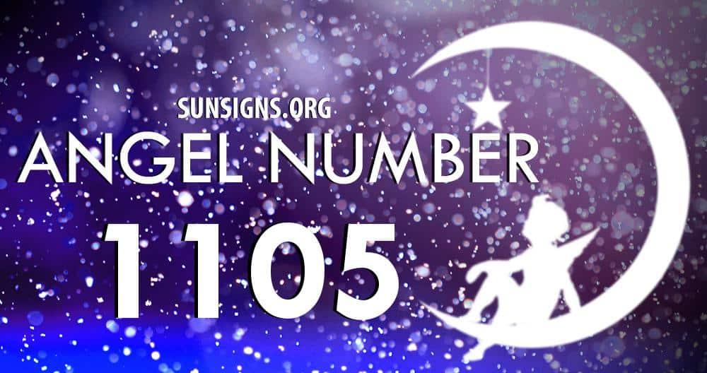 angel number 1105