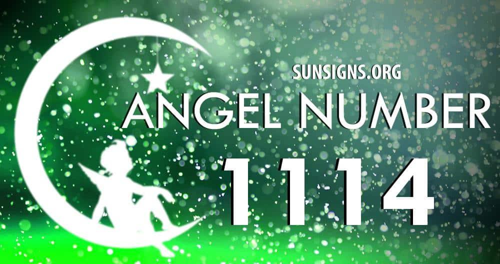 angel number 1114
