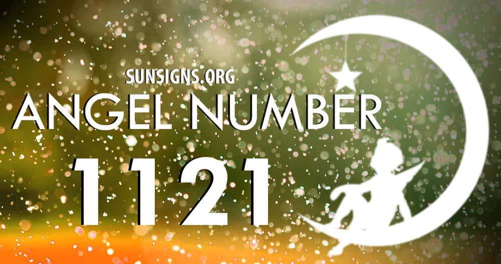angel number 1121