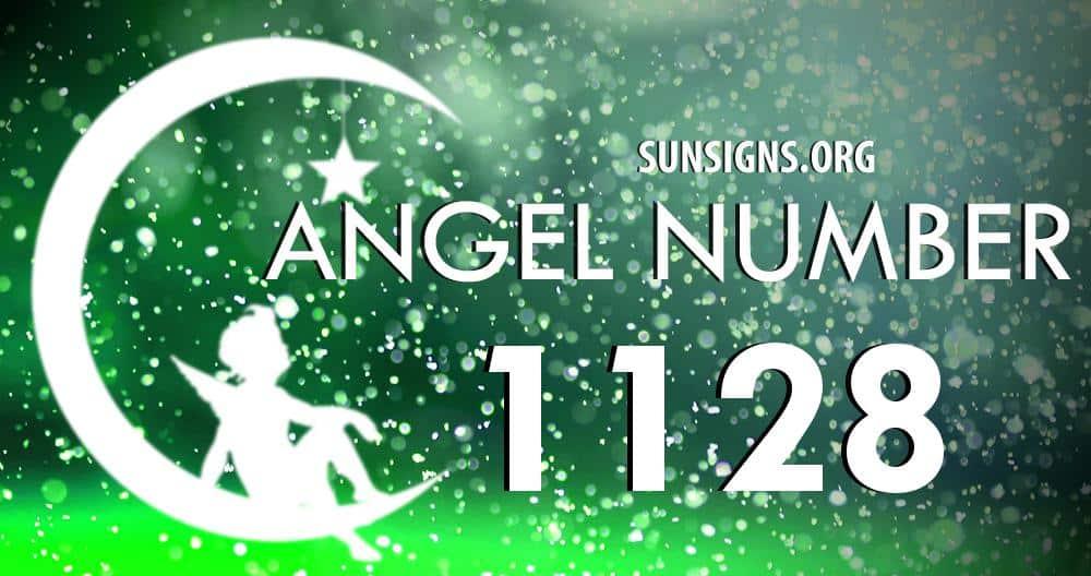 angel number 1128