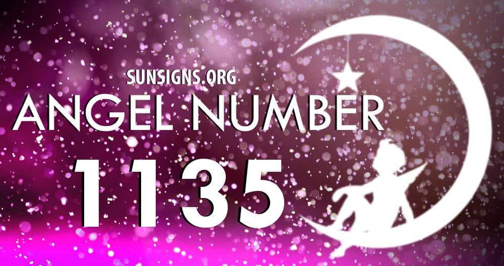 angel number 1135