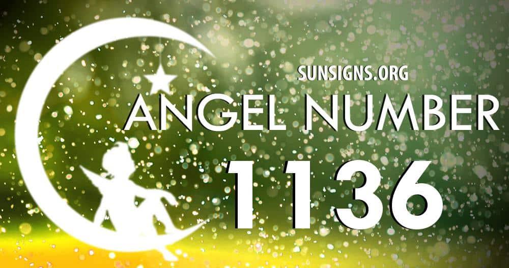 angel number 1136