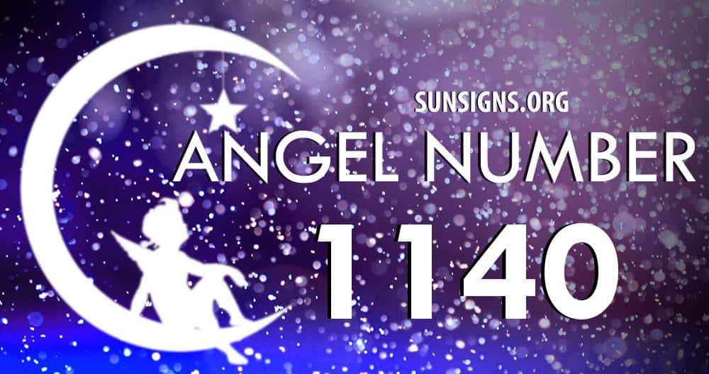 angel number 1140