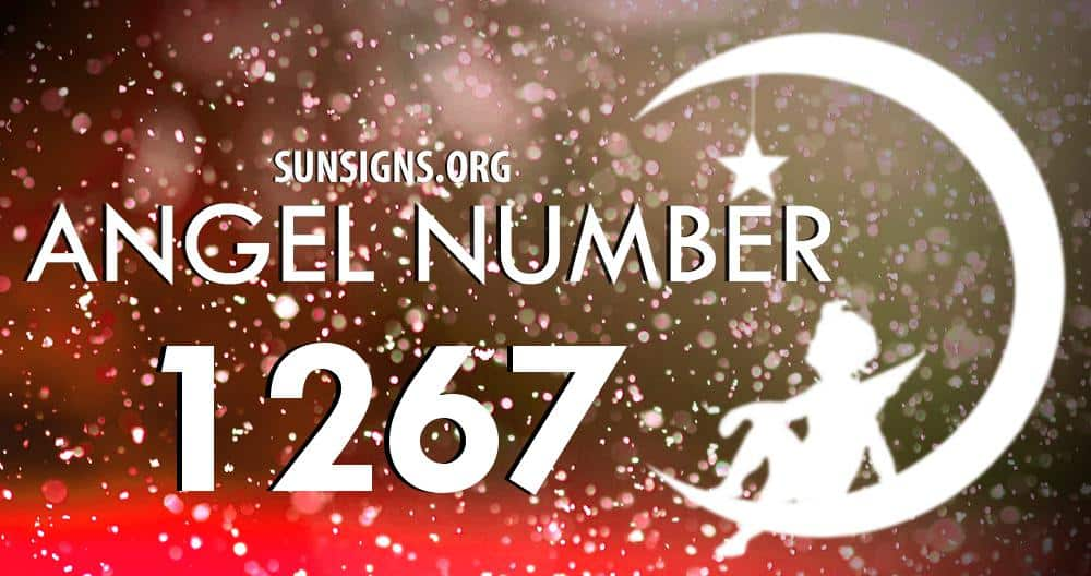 angel number 1267
