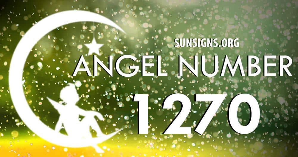 angel number 1270