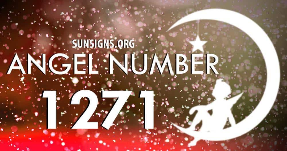 angel number 1271