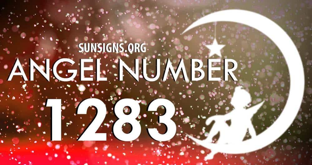 angel number 1283