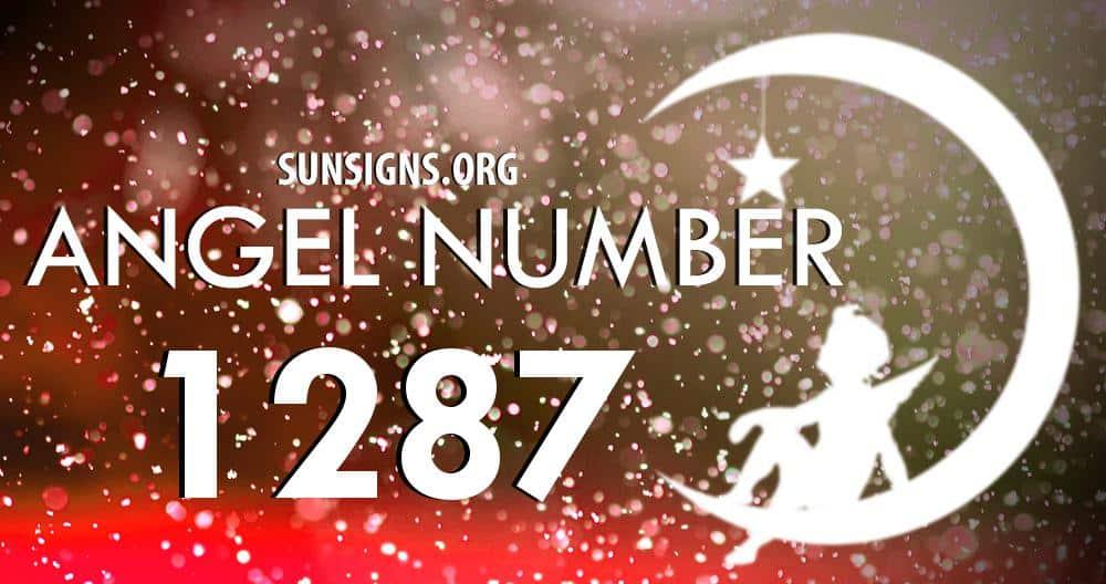 angel number 1287