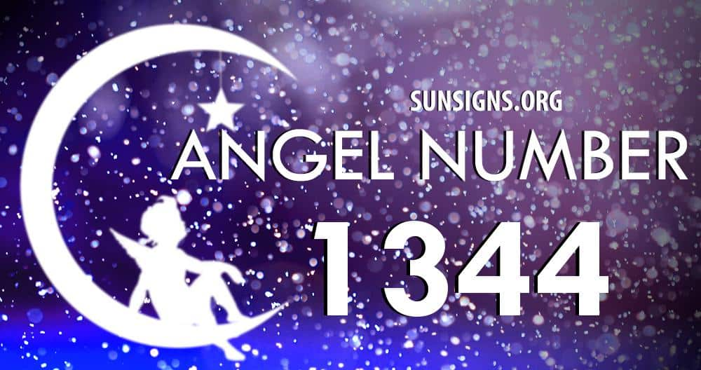 angel number 1344