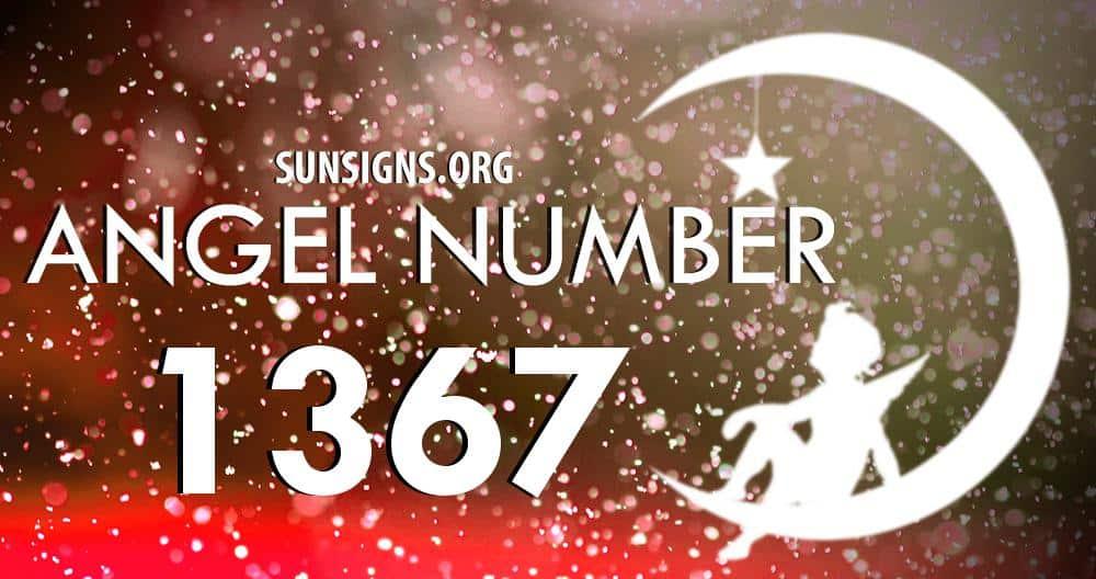 angel number 1367