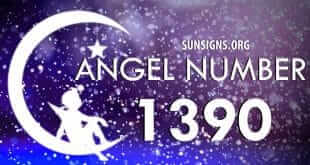 angel number 1390