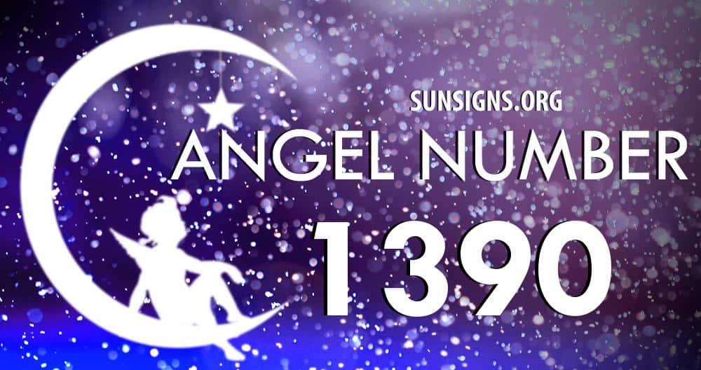 angel number 1390