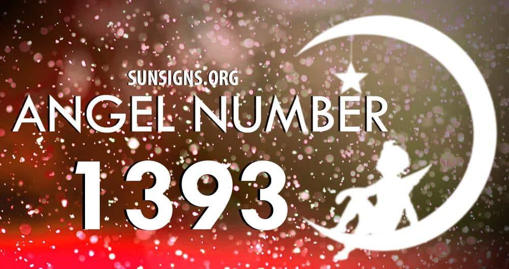 angel number 1393