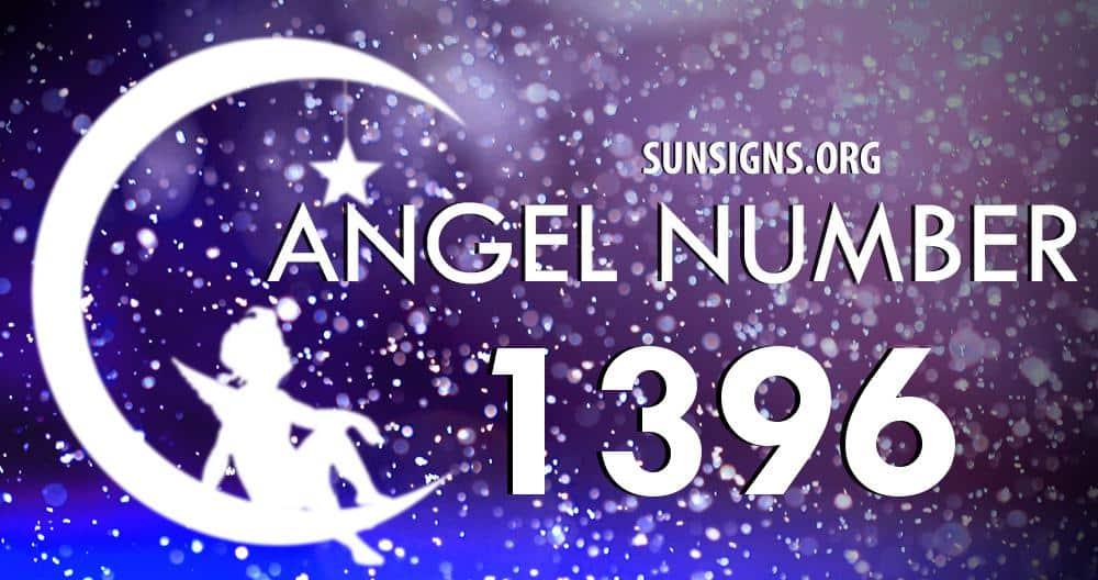 angel number 1396