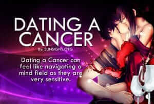 dating a cancer