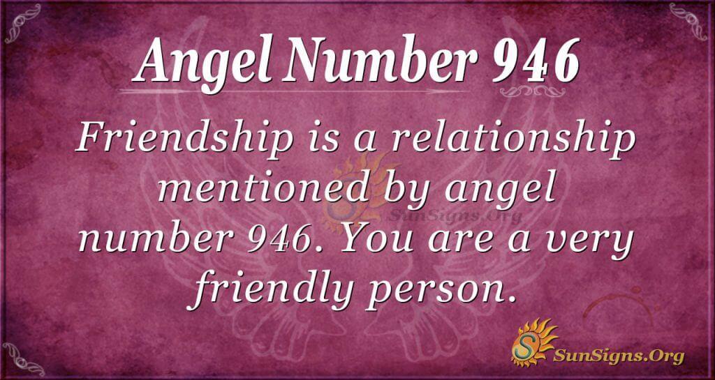 angel number 946
